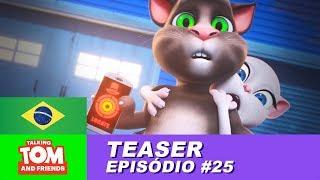 NESTA QUINTA-FEIRA no Talking Tom and Friends (Teaser do Episódio 25)