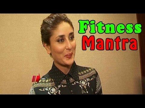 Xxx Mp4 Kareena Kapoor Khan Shares Her FITNESS MANTRA 3gp Sex