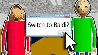 BECOMING BALDI? | Baldi