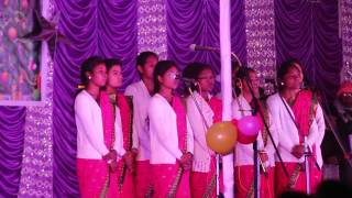 Sara Jamana Kahena New Sadri Christams Song