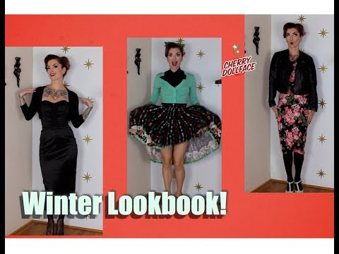 Xxx Mp4 Summer Wardrobe For Winter Holiday Lookbook 2018 By CHERRY DOLLFACE 3gp Sex