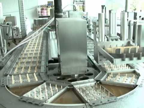 Tecnologia no processo de produção para sorvetes