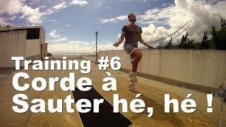 Circuit Training #6 - Perdre du ventre et sauter à la corde !