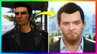 The REAL Reason Claude Is NOT In GTA 5, Why He Doesn