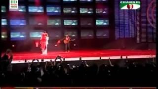 New Bangla Movie 2012 Lal Tip  Title Song  Nancy   Tipu HD   YouTube