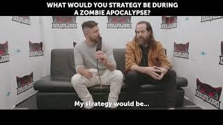 The Dillinger Escape Plan Interview - Download 2017