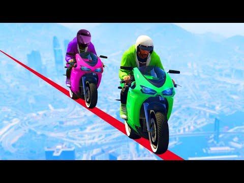 JELLY vs. SANNA COUPLE RACING ON GTA 5 GTA 5 Funny Moments