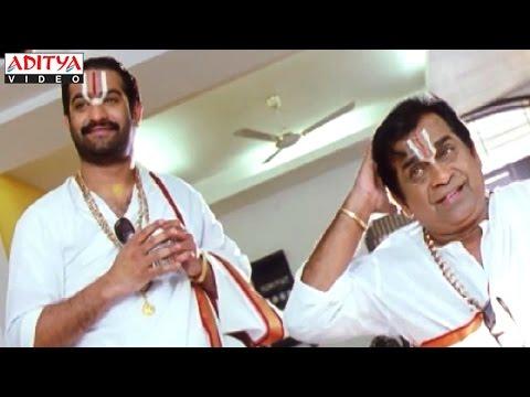 Xxx Mp4 Brahmanandam Ntr Hilarious Comedy Scenes In Judwa No1 Hindi Movie 3gp Sex
