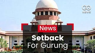 Setback For Gurung