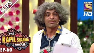 Dr. Mushoor Gulati's Anniversary -The Kapil Sharma Show–19th Nov 2016