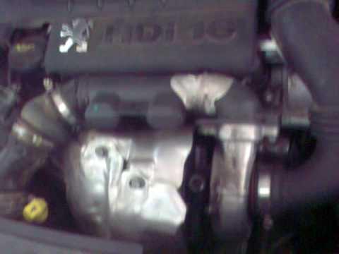 silbido turbo 207 hdi 110