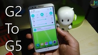 Convert LG G2 to LG G5 [ How To/Tutorial ]