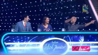 Ananya Nanda - Indian Idol Junior 2 - 12 July 2015