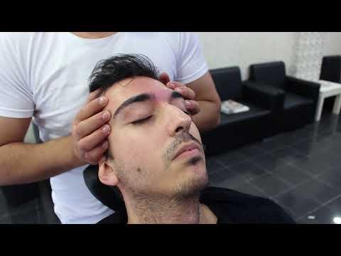 ASMR Turkish Barber Head Massage 55