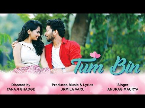 Tum Bin | Official Music Video 2017 | Anurag Maurya | Urmila Varu | Red Ribbon Music