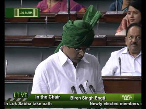 Sh. Dushyant Chautala is the youngest M.P in the 16th Loksabha