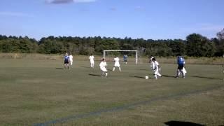 9 30 2013 Trask v Pender Soccer First Half Part 1