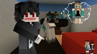 Vince's New Cat💓🐱| Frozen and Vince Minecraft Shorts Minecraft Roleplay| S1: Ep 2
