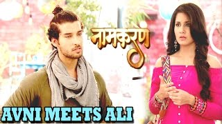 Naamkaran: Avni Meets Ali As Ananya | Interview of Aditi Rathore