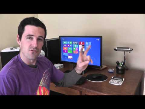 How To Turn Off Windows 8 With Just 1 Click