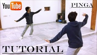 How to Dance | Tutorial no. 8 | PINGA OFFICAL CHOREOGRAPHY | BOLLYWOOD