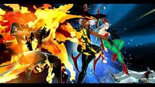 UMVC3 Phoenix, Storm, Morrigan - Xbox Live Wins