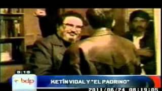 INFORME ESPECIAL CARLOS PAREDES CONTRA KETIN VIDAL
