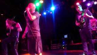 Allegaeon - 1.618 The Golden Ratio (New Song) live @ The Roxy 12/14/2013