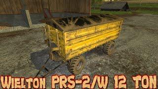 Farming Simulator 15 - Wielton PRS-2/W 12 TON