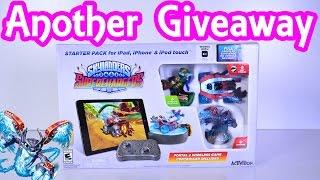 Skylanders SuperChargers Starter Pack Giveaway!!! [CLOSED]