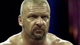 Triple H vs Roman Reigns Wresltemania 32 Promo