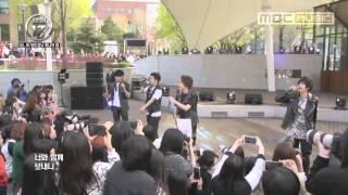 [15.05.09] SEVENTEEN Hiphop Team - 한 여름밤의 꿀 + 땡땡땡 (seventeen project ep.3)