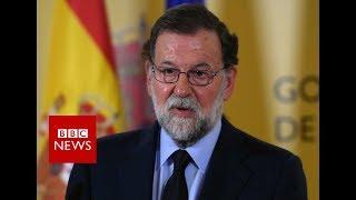 SPAIN ATTACKS: Spanish PM extends condolences to the Attacks victima - BBC News