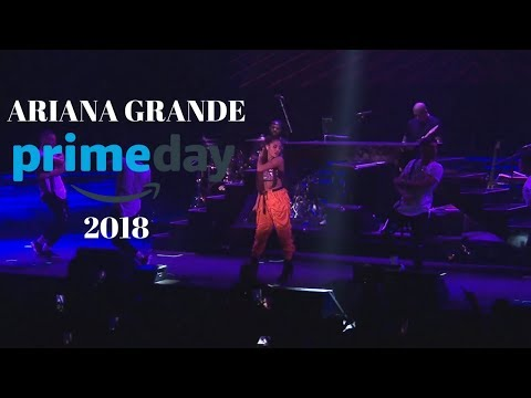 HD Full Ariana Grande Unboxing Prime Day 2018