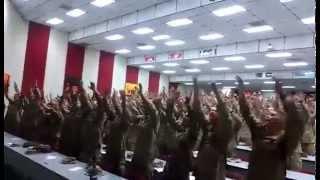 America's Marines Singing