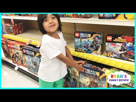 TWIN BABY S FIRST BIRTHDAY PARTY Part 1 Toy Hunt Shopping Emma and Kate s FUN Birthday