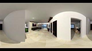 3D VR Interior 360 degree walkthrough by SM MULTIMEDIA