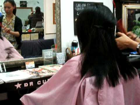 DR CUT HAIR STUDIO LITTLE CHINA GIRL 4