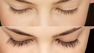 How to: Grow longer thicker lashes NATURALLY