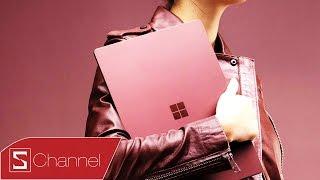 Schannel - Microsoft Surface Laptop: Giá cao nhưng chạy Windows 10 S rút gọn cho máy giá rẻ