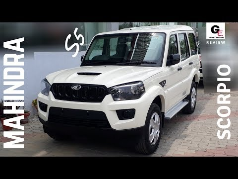 Xxx Mp4 Mahindra Scorpio S5 Most Detailed Review Price Features Specifications 3gp Sex