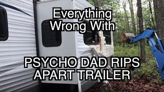 Episode #160: Everything Wrong With Psycho Dad Rips Apart Trailer