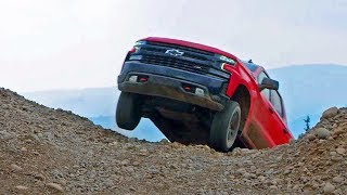 2019 Chevrolet Silverado – Off-Road Demonstration