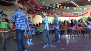 Escola Lauro Sodré- Quadrilha Junina-2013.