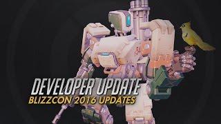 Developer Update   BlizzCon 2016 Recap   Overwatch