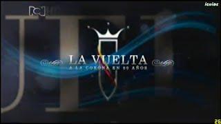 Especial La Vuelta a la Corona en 80 años #LOS80CNB