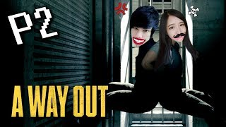 A Way Out《逃出生天》Part 2 - 烏龍監獄逃亡 [老吳x白白魚]