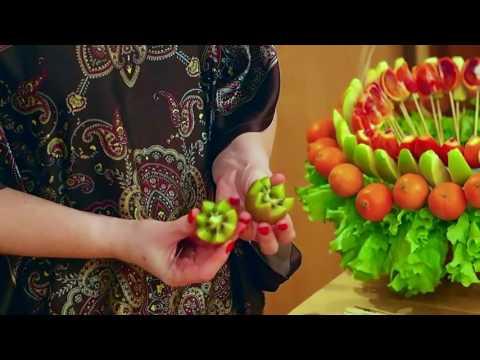 Meyve Buketi, Meyve Sepeti Nasıl Hazırlanır