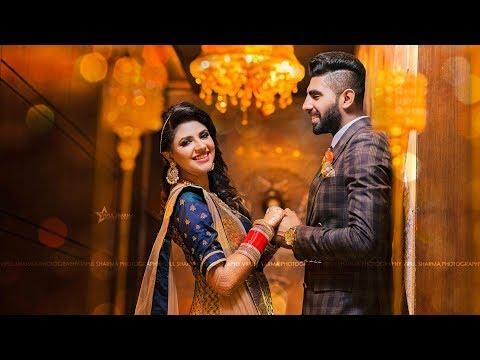 The Wedding | Beautiful Indian Sikh Wedding Highlights 2017 | Main Teri Ho Gyi  | Millind Gaba