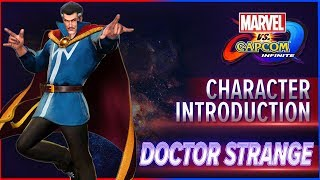Marvel vs. Capcom: Infinite – Doctor Strange Tutorial